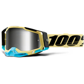 100% Racecraft Anti-Fog Goggles Gen2, airblast/mirror